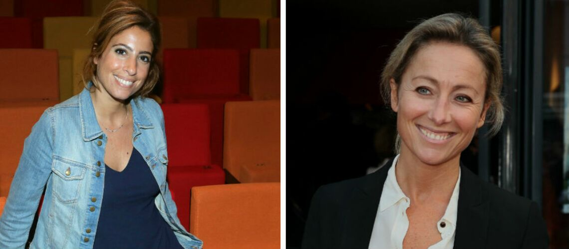 Anne-Sophie Lapix et Léa Salamé, bientôt la guerre sur France 2?
