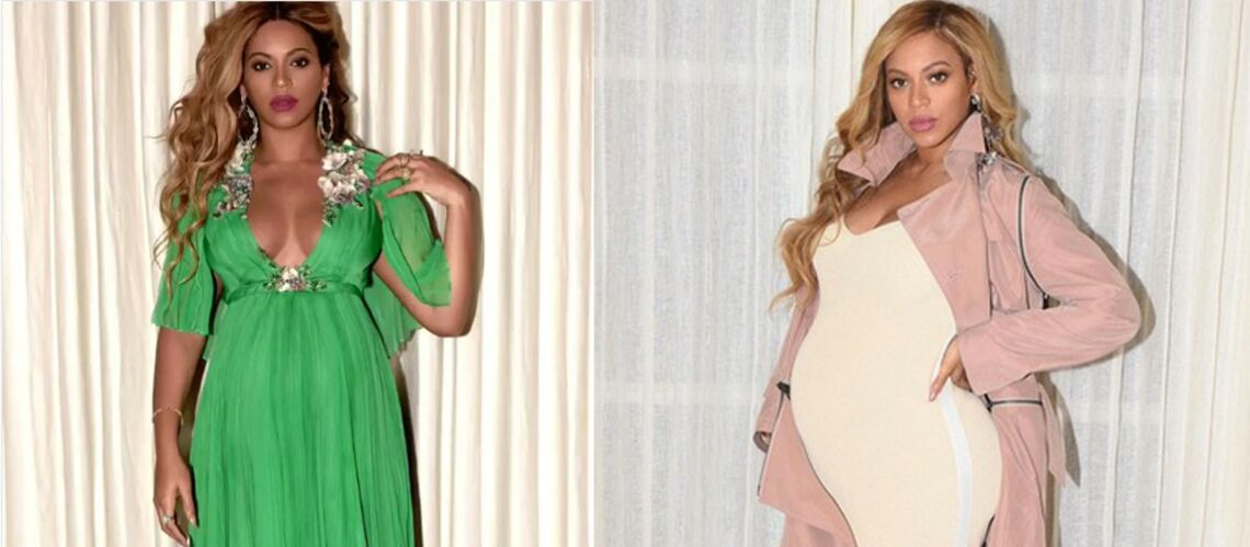 PHOTOS – Beyoncé: ses looks de femme enceinte à copier sans se ruiner