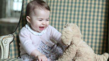 Découvrez les nouveaux portraits de la princesse Charlotte