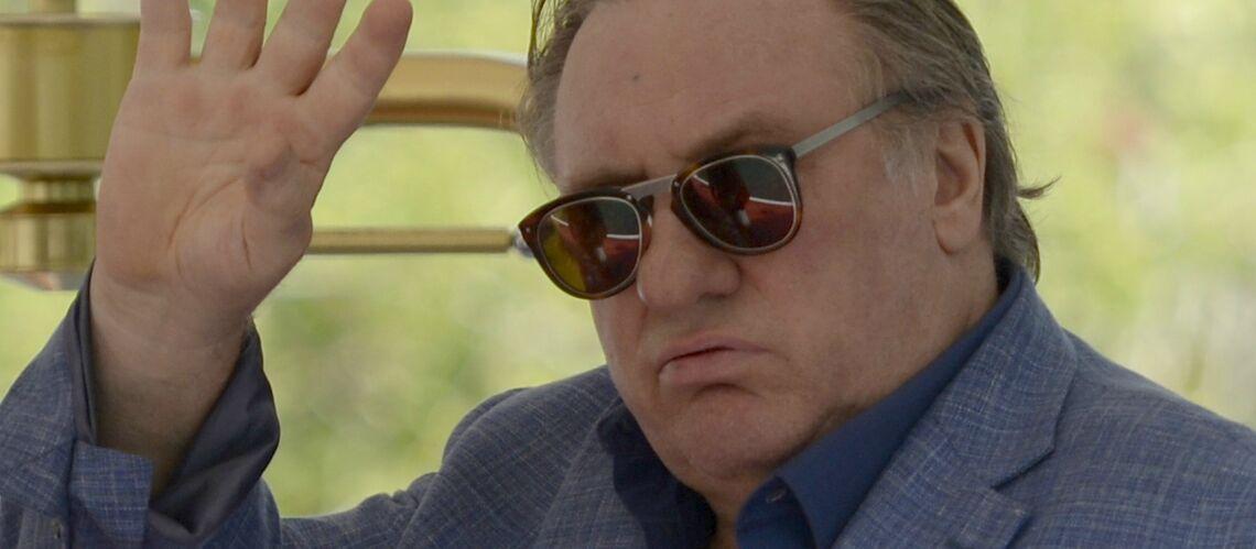 Gérard Depardieu «n'aime pas les journalistes» et refuse de leur «faire des pipes»