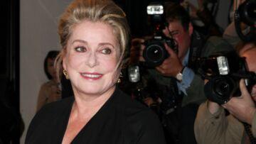 Photos – Nabilla, Catherine Deneuve, Mademoiselle Agnès… en noir pour Jean Paul Gaultier