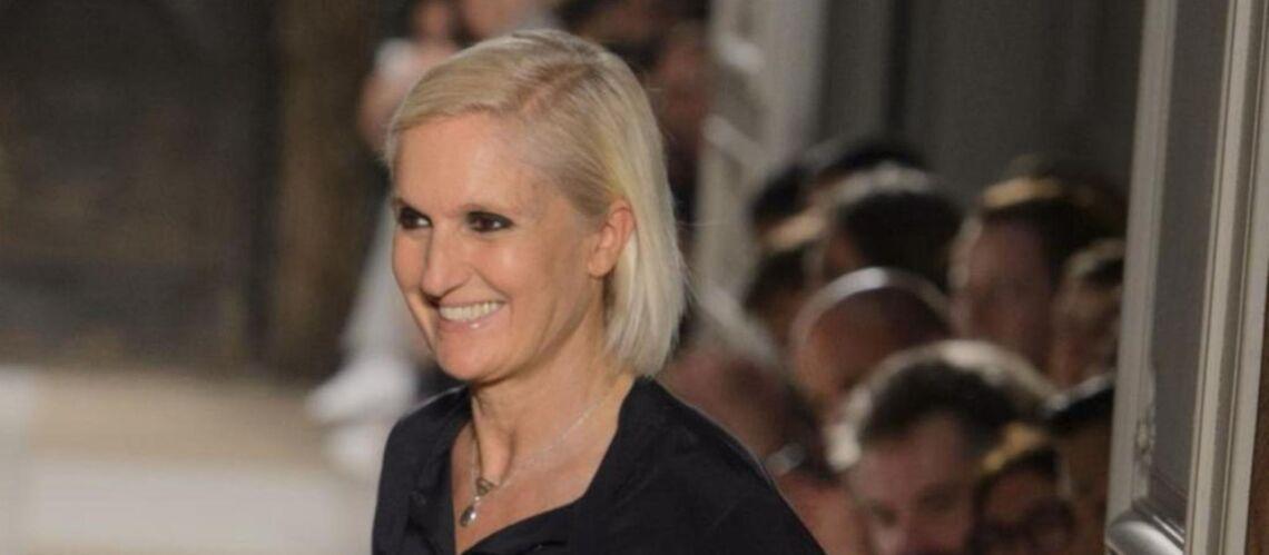 Maria Grazia Chiuri: Nouvelle reine chez Dior