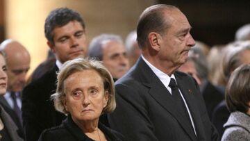 """Bernadette et Jacques Chirac vivent chacun de leur côté, ils donnent des """"maux de tête"""" à l'homme de maison"""