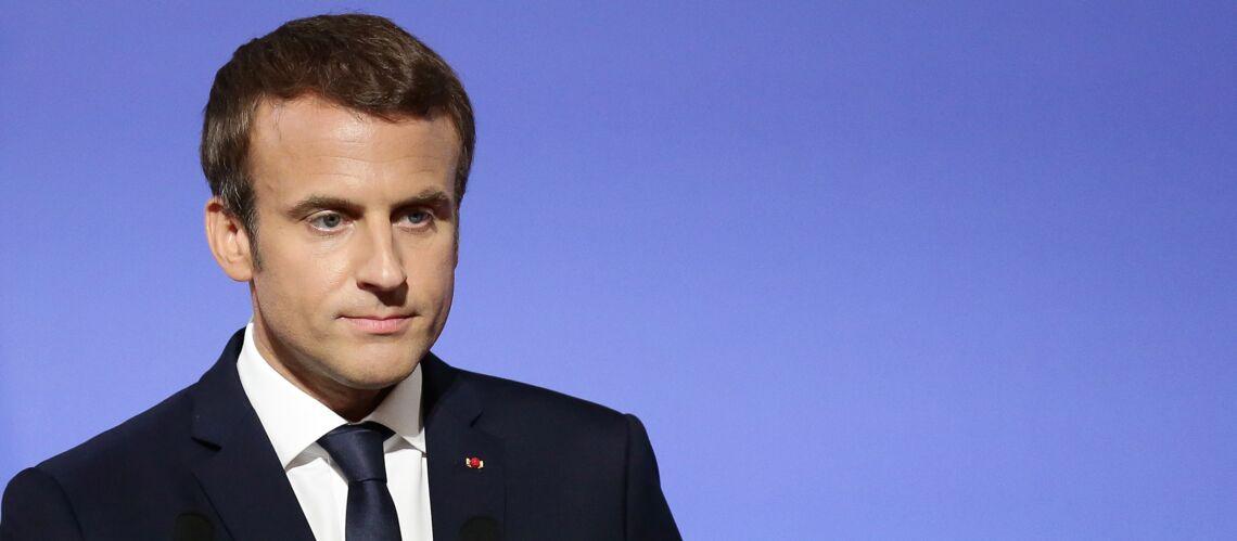 VIDÉO – Emmanuel Macron a bien du mal à faire obéir son chien Nemo: Le président n'a pas fini de tourner en bourrique