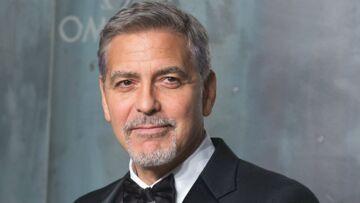 """George Clooney """"terrifié"""" de devenir père de jumeaux"""