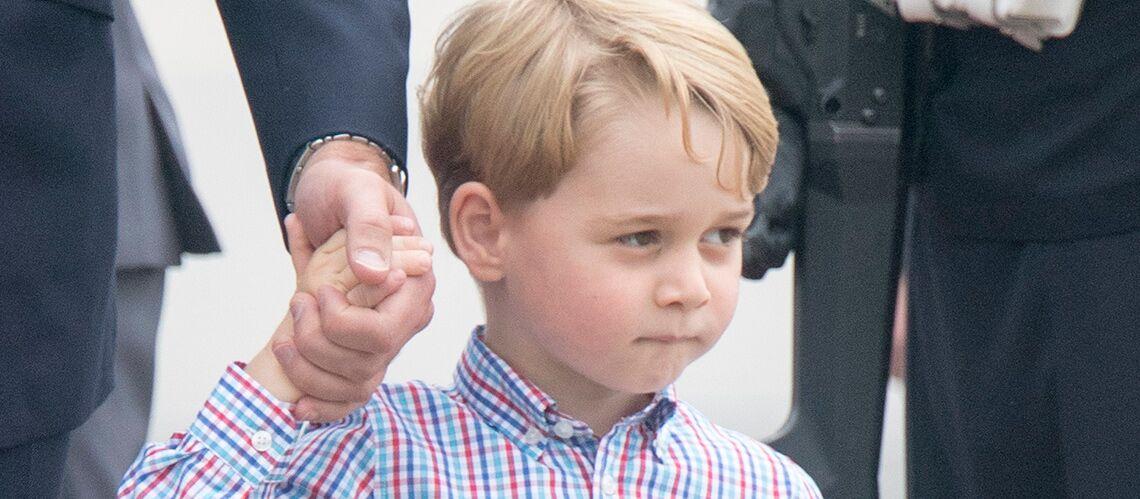 Kate Middleton et William sont des parents normaux: ils accompagneront George pour sa rentrée