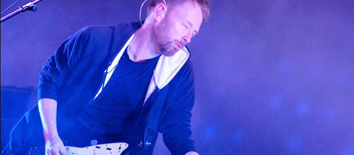 Radiohead: une pétition pour que les prisonniers gardent leurs guitares