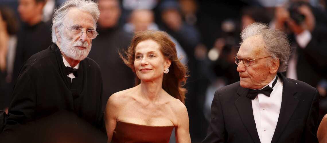 Trintignant, Huppert et Haneke réunis au cinéma