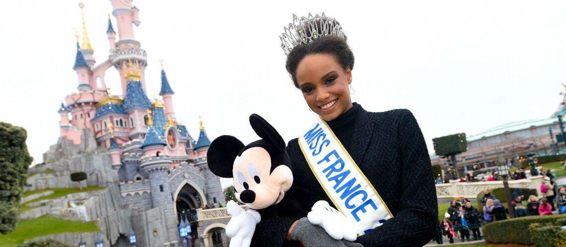 PHOTOS – Quand Miss France s'éclate en famille à Disneyland Paris