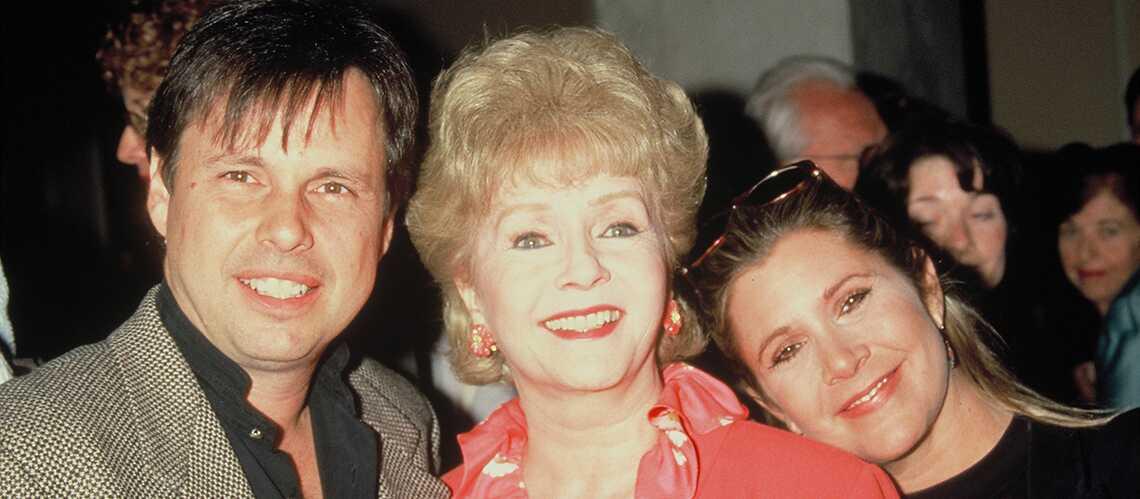PHOTO – Carrie Fisher et Debbie Reynolds: le bel hommage de Todd Fisher à sa sœur et sa mère