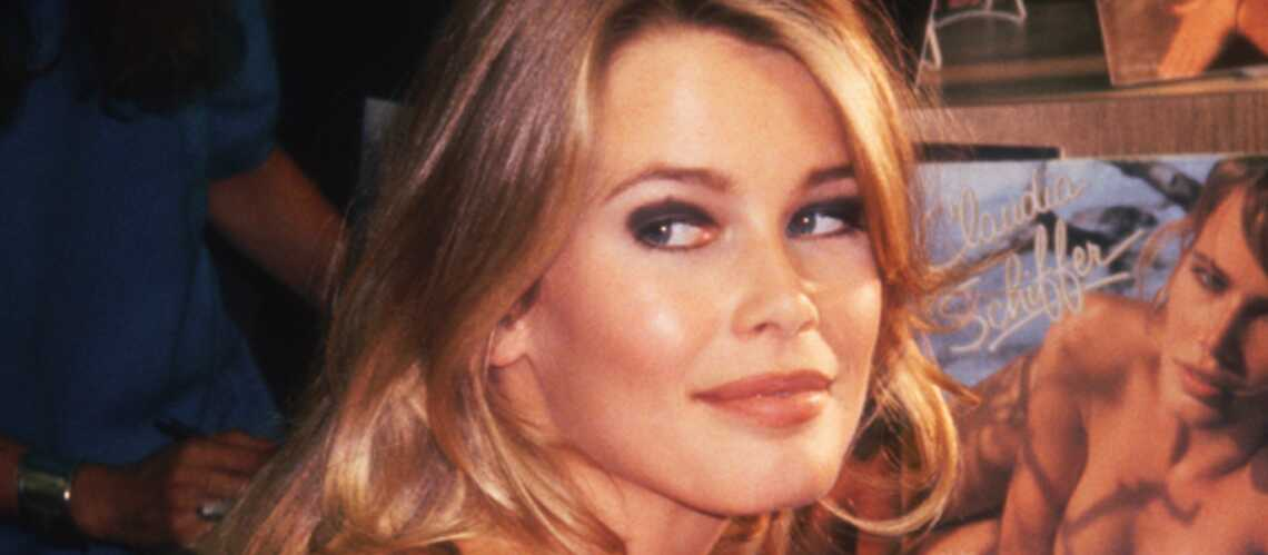 Claudia Schiffer: l'histoire du sac Hermès qui ne portera pas son nom
