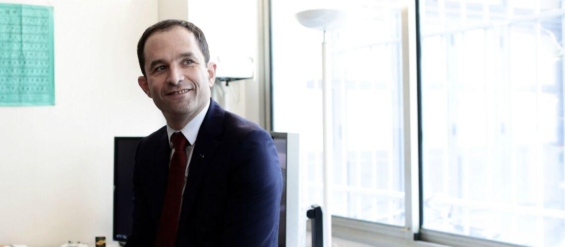 Benoît Hamon: un papa fou de ses deux petites filles