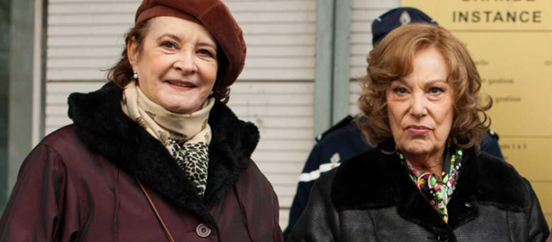 Bernadette Lafont remplacée par Dominique Lavanant dans Le petit Nicolas