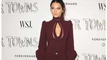 Kendall Jenner: pas très sérieuse avec Estée Lauder