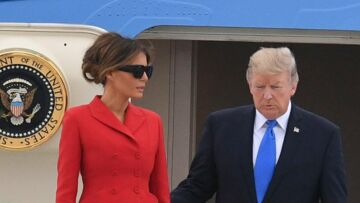 Donald et Melania Trump, le divorce qui fait tâche