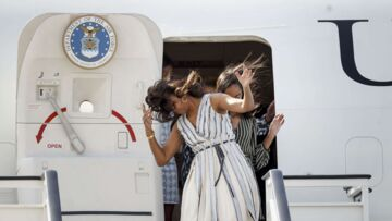 Michelle Obama: tout comme Marilyn Monroe