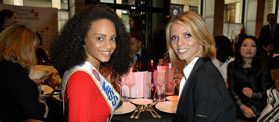 PHOTO – Petite frayeur pour Sylvie Tellier: la patronne des Miss France obligée d'aller se faire recoudre à l'hôpital