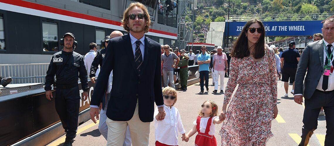 PHOTOS – Andrea Casiraghi: ses deux enfants sont sa copie conforme