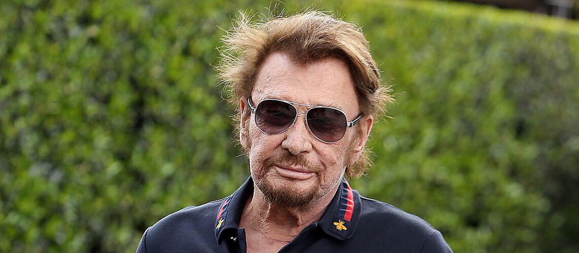 PHOTO- Johnny Hallyday de retour à Paris: le rockeur retrouve les Vieilles Canailles