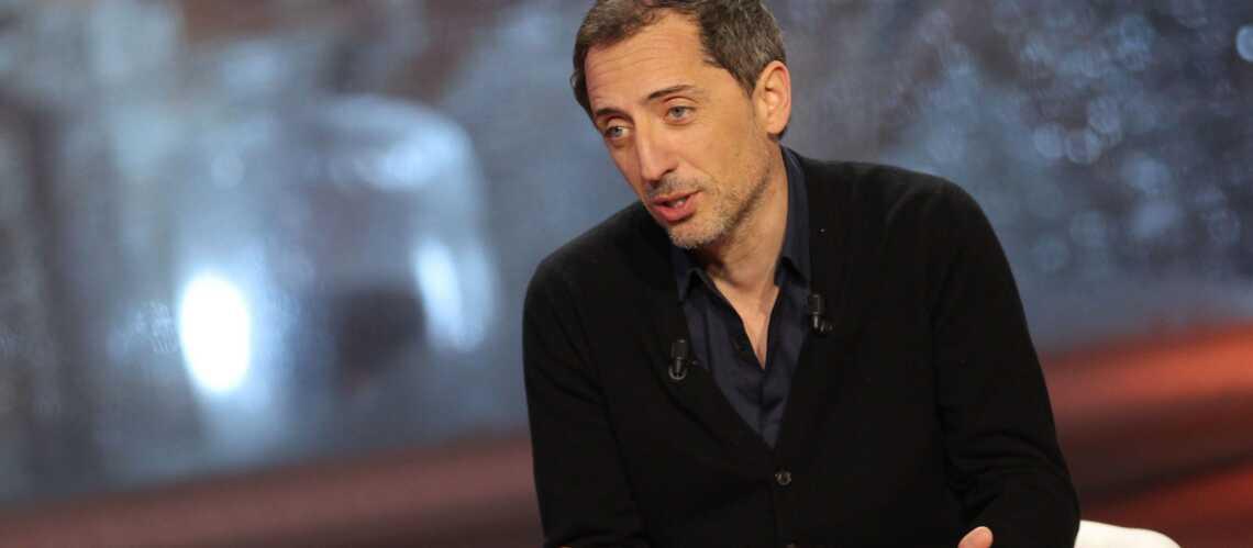 Gad Elmaleh, nouveau look pour un nouveau film
