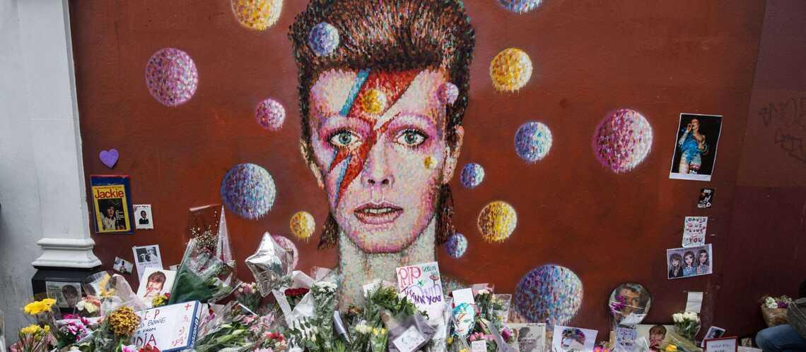 A Londres, bientôt une «rue David Bowie»