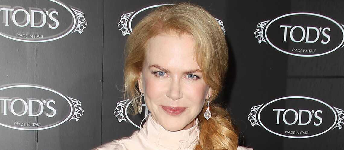 Nicole Kidman, touchée par le soutien de ses fans