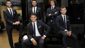 Les joueurs du PSG font leur fashion week