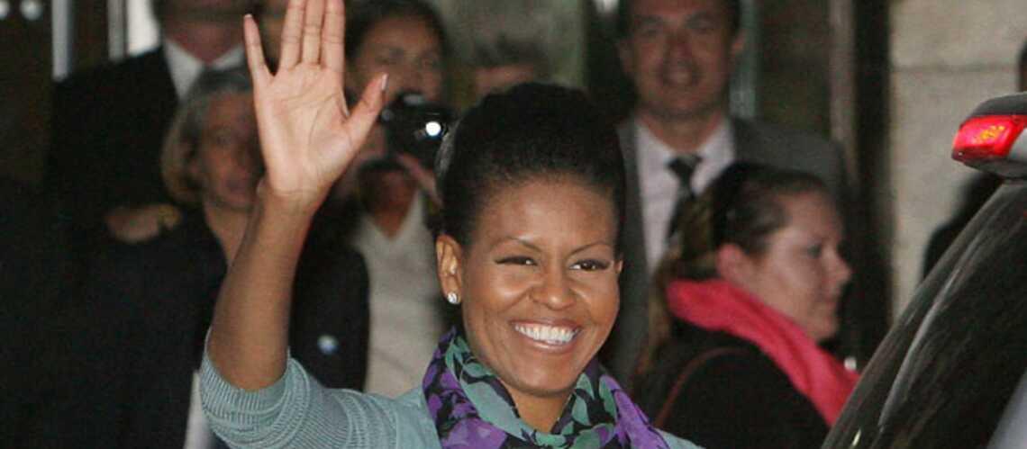 Quand Michelle Obama reçoit la télé-réalité à la Maison Blanche