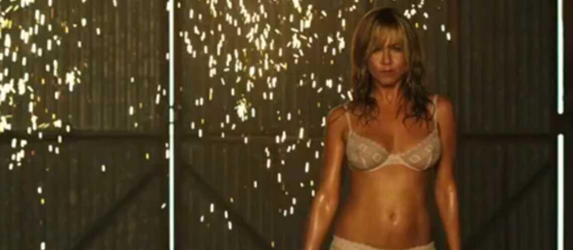 Jennifer Aniston: sa diète de strip-teaseuse
