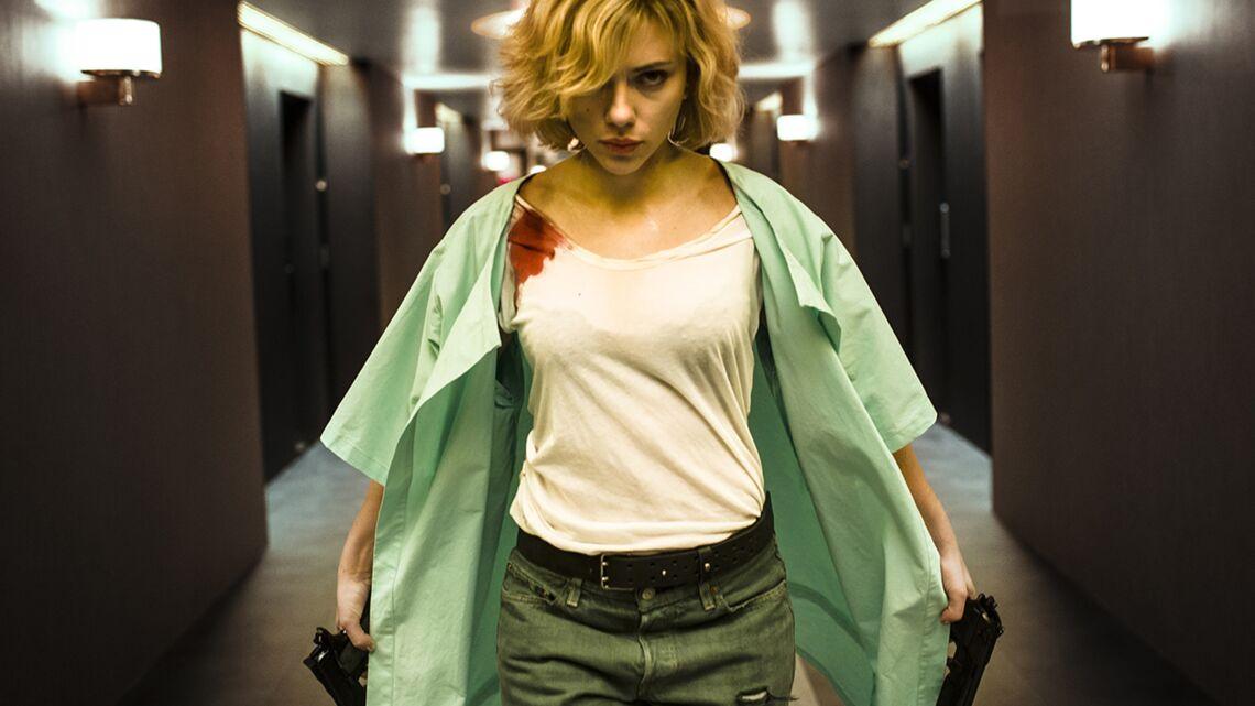 Vidéo – Scarlett Johansson dévoile ses pouvoirs dans Lucy