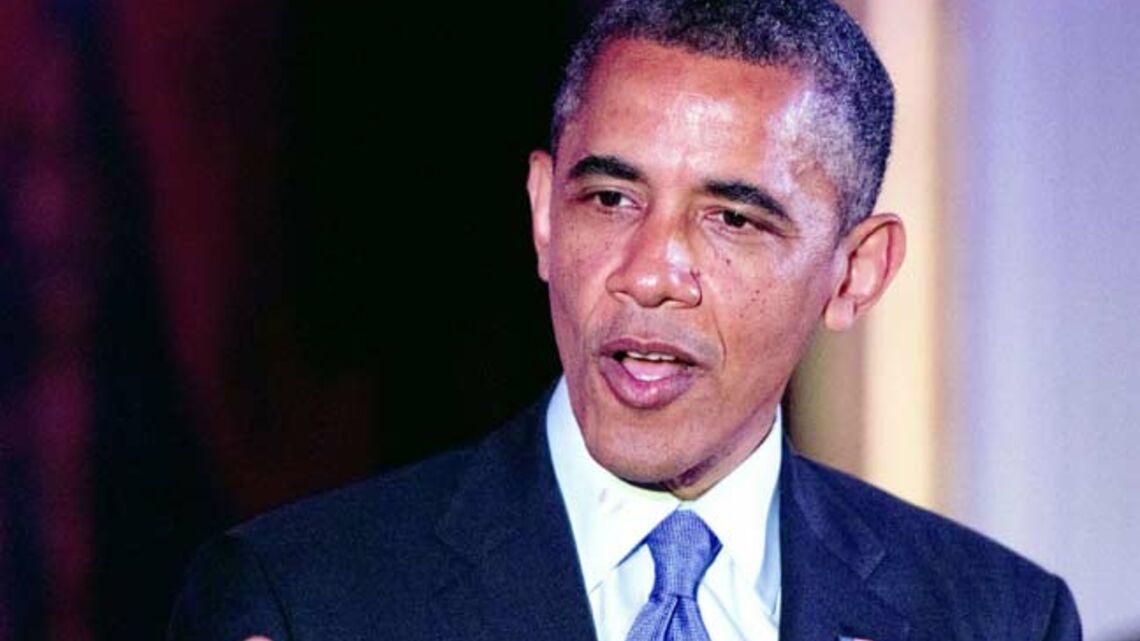 Vidéo – Barack Obama ne veut pas de problème avec Michelle