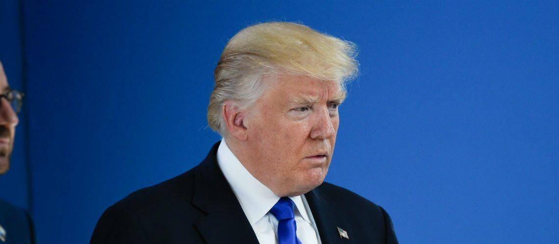 Un tweet incompréhensible de Donald Trump enflamme la toile