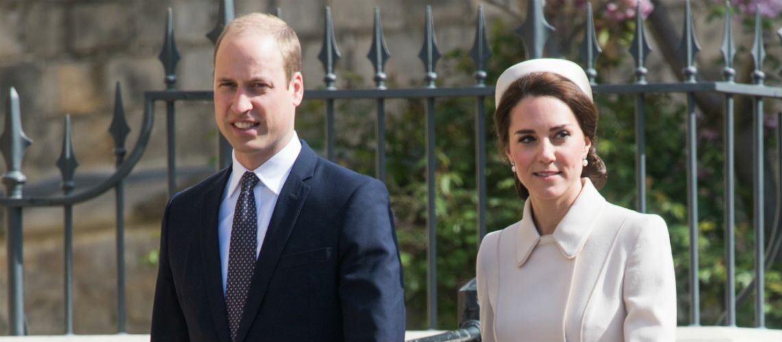 Comment Kate Midd­le­ton s'inspire de Lady Di par amour pour William