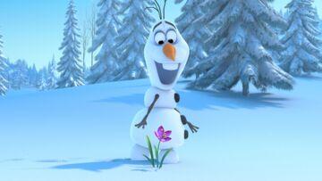 C'est Noël pour la Reine des neiges