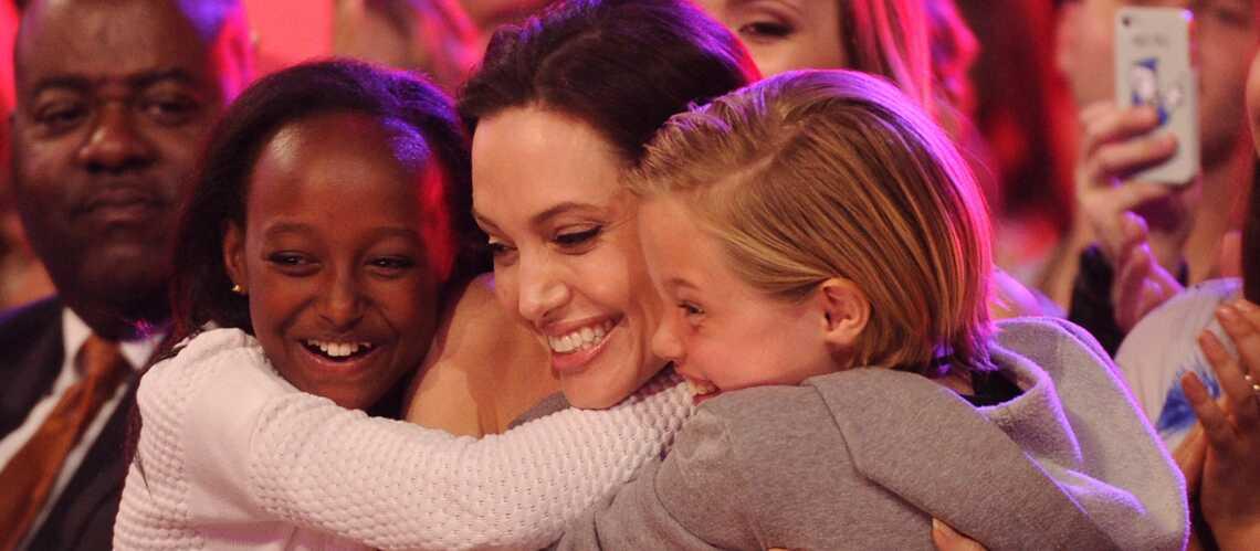 Angelina Jolie: Le devoir de vivre
