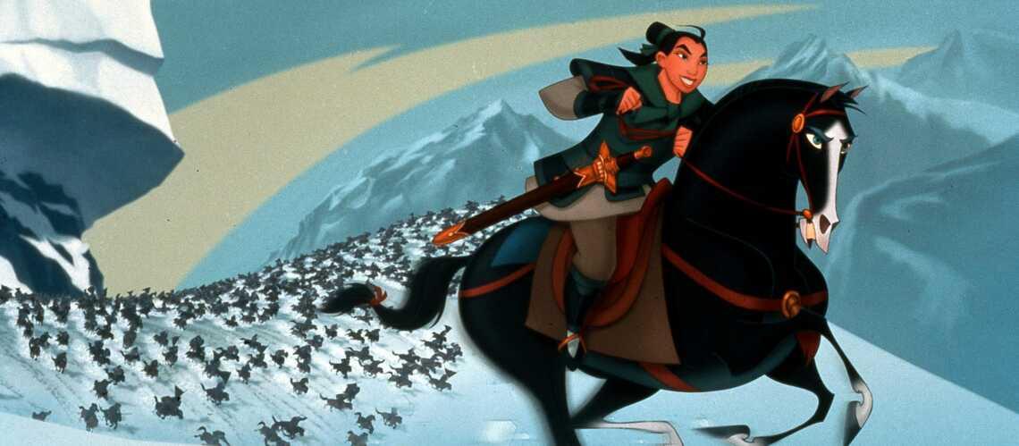 Mulan, prochaine adaptation ciné de Disney