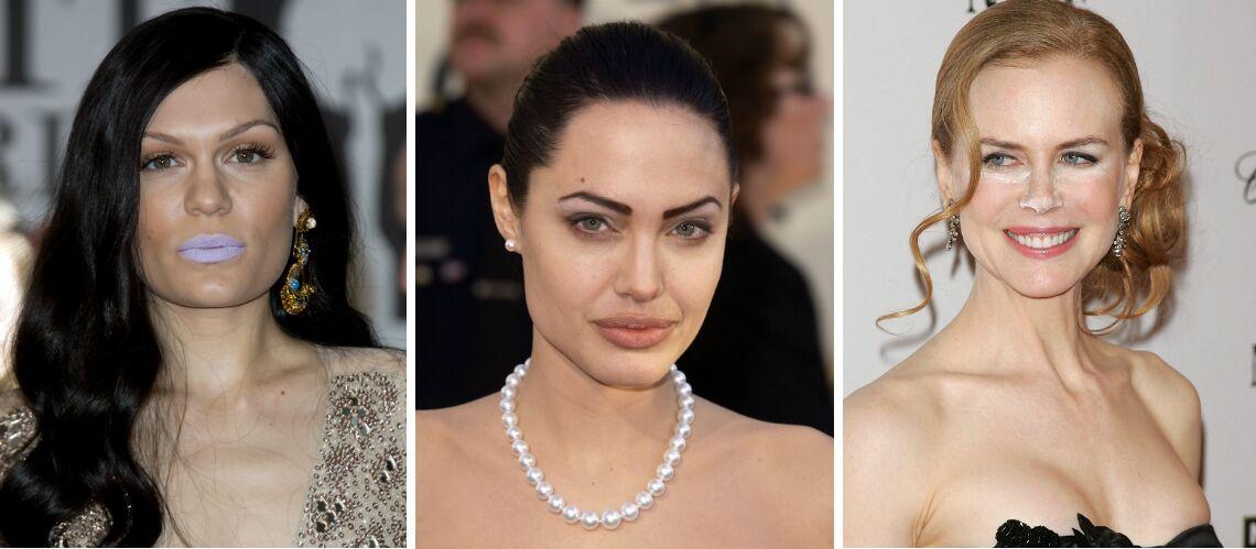 PHOTOS – Maquillage: les erreurs des stars à ne surtout pas reproduire