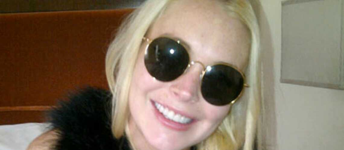 Lindsay Lohan s'achète un nouveau sourire