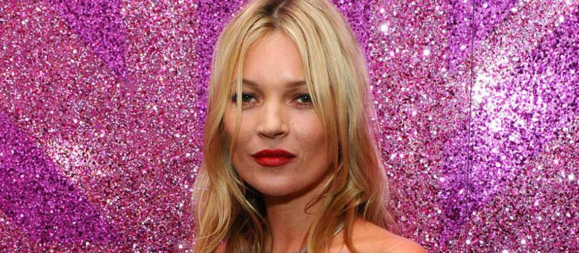 Kate Moss parfume les jeunes filles en fleurs