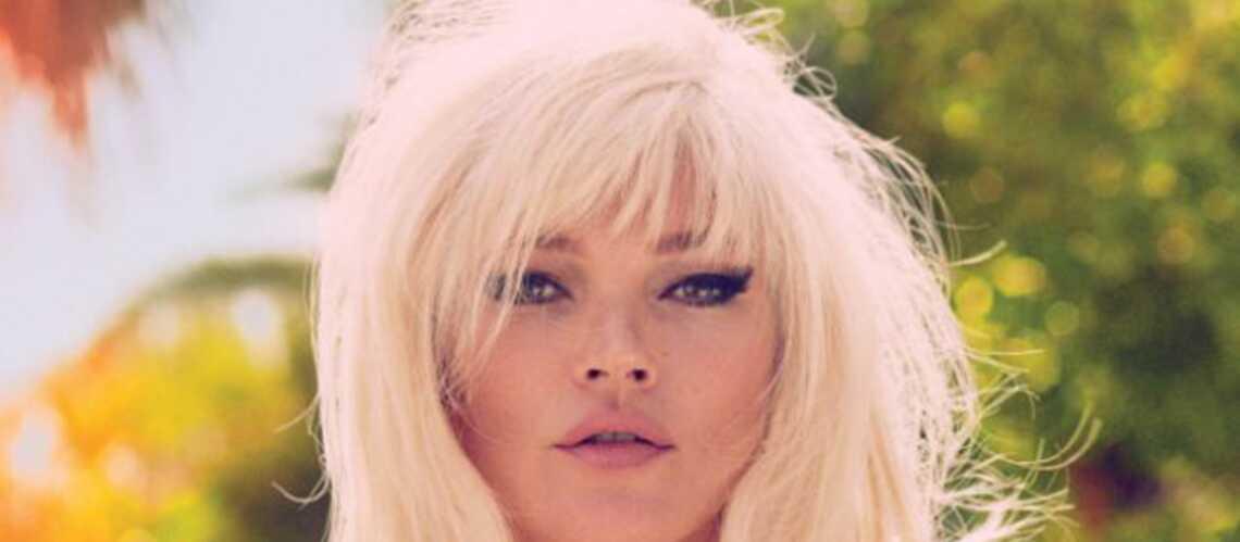 Une Kate Moss so Brigitte Bardot