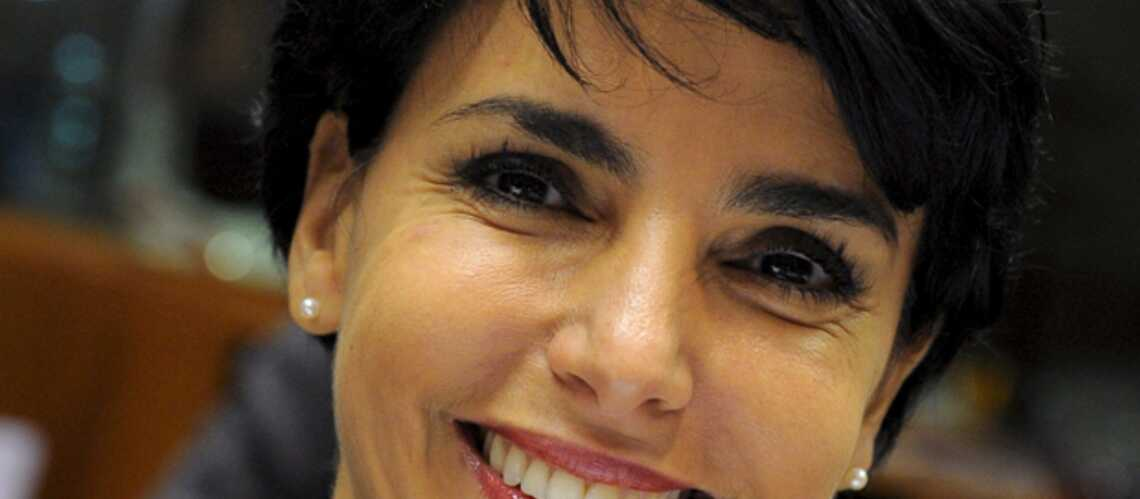 Rachida Dati: les 10 photos qui ont précédé l'accouchement