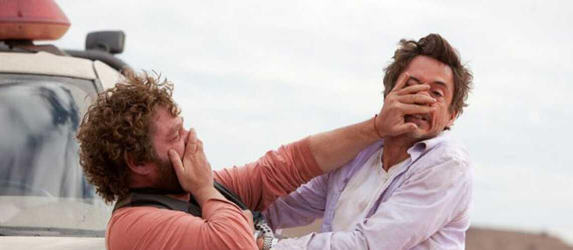 Date Limite: jusqu'où iront Robert Downey Jr et Zach Galifianakis?