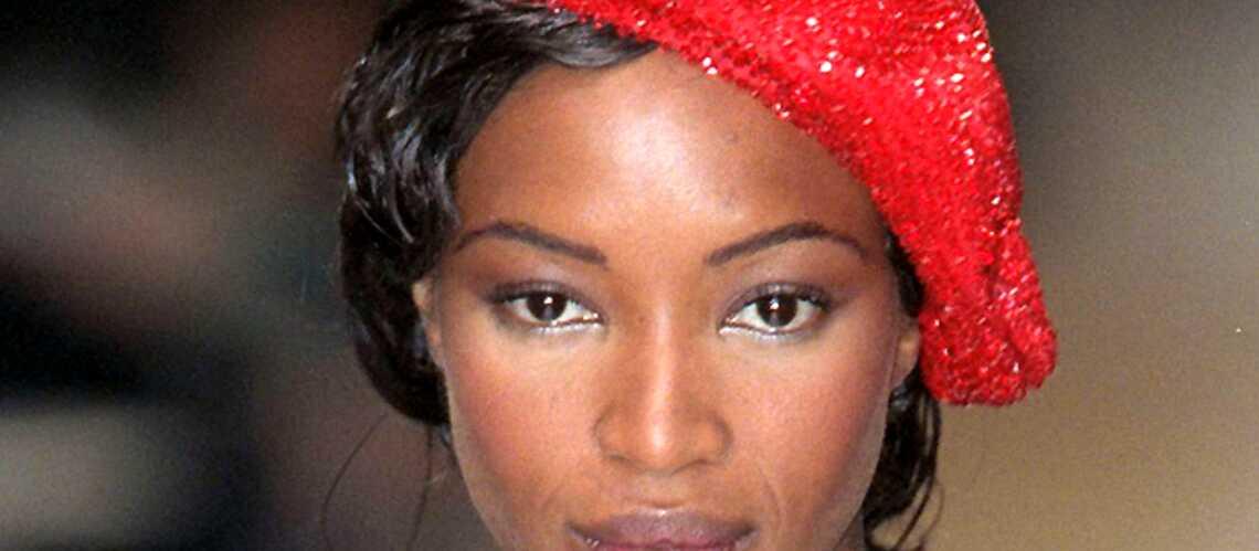 Naomi Campbell harcelée