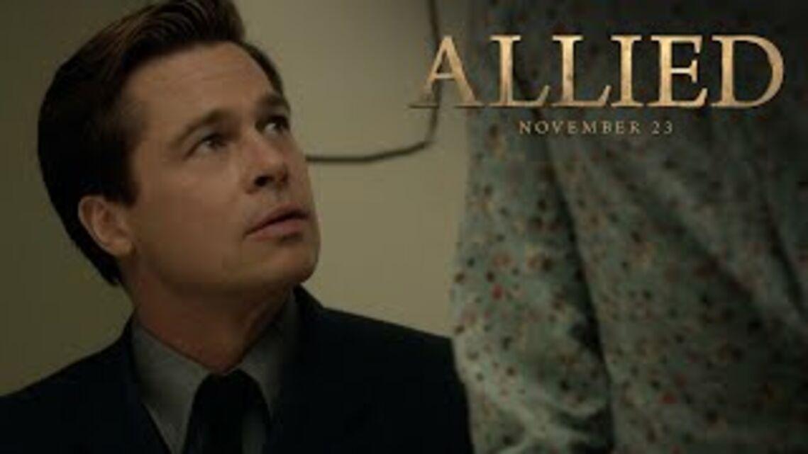 """VIDÉO – La belle complicité entre Brad Pitt et Marion Cotillard dans """"Alliés"""""""